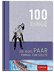 Buch 100 Dinge und Ideen für Paare