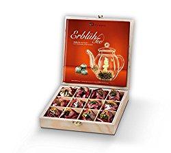 Erblühtee Geschenkset für Teeliebhaber