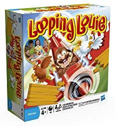 Als Partyspaß und Geschenk für Kinder ist Looping Louie perfekt