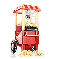 coole Popcorn Maschine als Geschenk für Geburtstag und Hochzeiten
