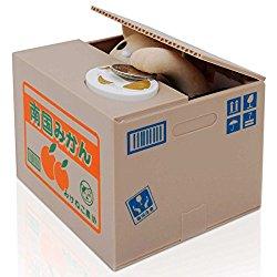 Süße, japanische Sparbüchse für Kinder