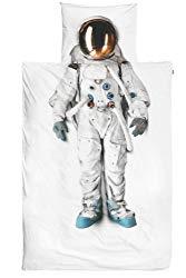 Bettwäsche Astronaut als Geschenk für Jungen