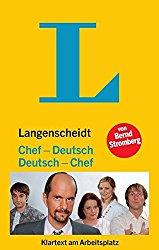 Chef Deutsch Übersetzer Buch witzig
