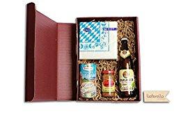 Spezialitäten aus München und Bayern als Geschenkset