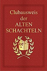 Geburtstagsgeschenk Clubausweis fuer alte Schachteln