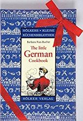Kochbuch mit typisch deutschen Gerichten