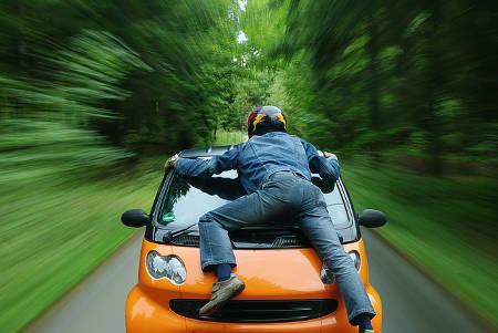 Mit dem Führerschein zum 18. Geburtstag kann das große Abenteuer endlich losgehen