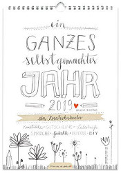 Bastelkalender mit Fotos als persönliche Geschenkidee