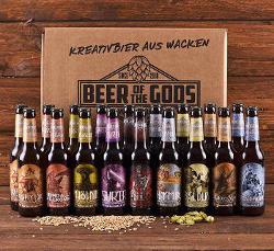 Craft Beer Geschenk aus Wacken für Männer