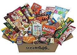 Japanische Süßigkeitenbox für Japanfans