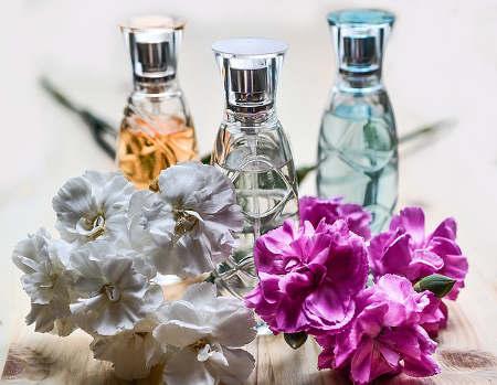 Kosmetik, Parfüm und Schönheitsprodukte