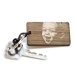Schlüsselanhänger mit persönlichem Foto