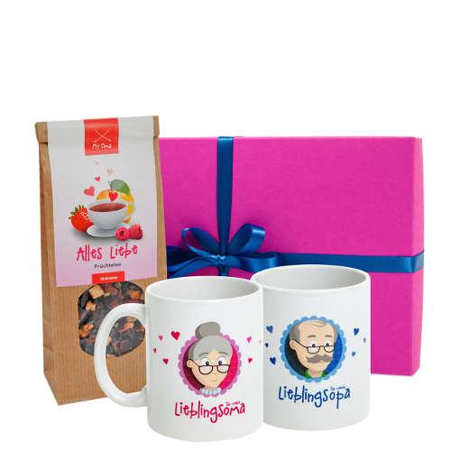 MyOma Tassen-Set für den Oma und die Oma