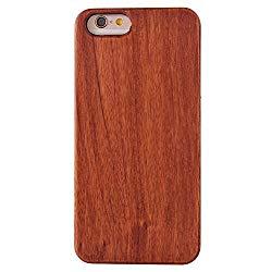 Holzhülle für iPhones