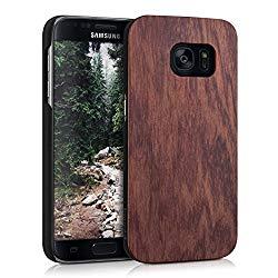 Holzhülle für Samsung Smartphones
