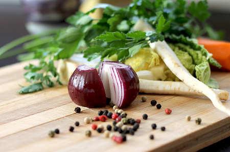 Kochkurs für Männer - Gemüse vorbereiten für den Genuss