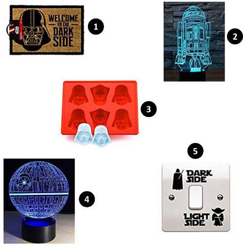 5 coole Weihnachtsgeschenke für Star Wars Fans zum Start von Rogue One