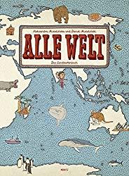 Alle Welt Landkartenbuch