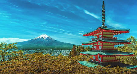 Die Schönheit Japans entdecken für echte Japan Fans