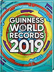 Guinness Buch der Rekorde 2019 als Geschenk