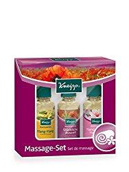 Massageöl Set als Geschenk für Frauen