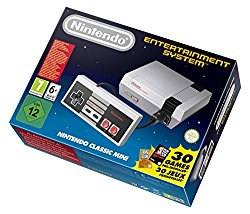 Weihnachtsgeschenk Nintendo Classic Mini