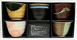 edles Teeschalen-Set aus Japan