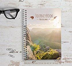 Journeybook Neuseeland Reisetagebuch für deine perfekte Reise