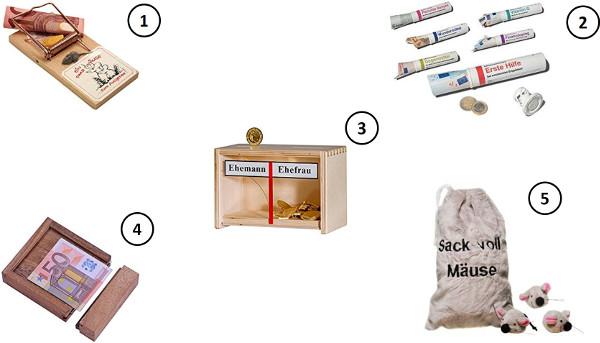 Geldgeschenke originell verpacken ist kein Problem mehr