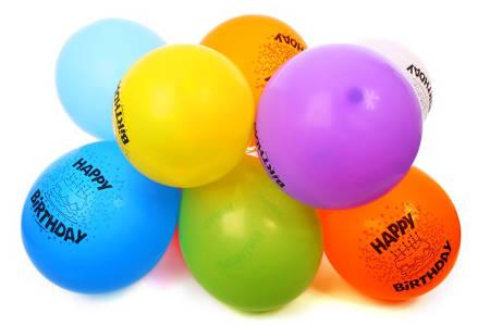Den perfekten Kindergeburtstag planen mit Luftballons