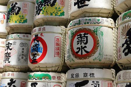 Sake als perfekte Geschenkidee für Japanfans