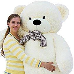 Plüsch XXL Teddy als Geschenk zum Kuscheln