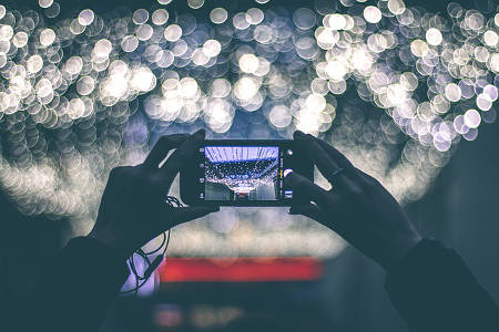Edle Hülle für dein iPhone im Marmor-Look