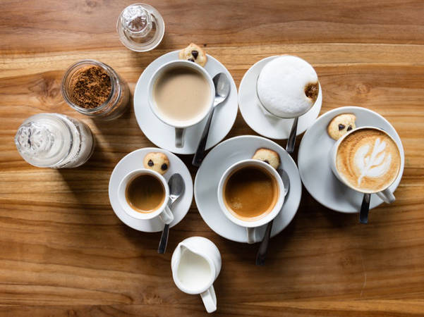 Kaffee-Variationen für den perfekten Genuss. Geschenkideen für den Kaffeeliebhaber