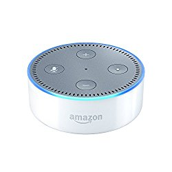 Alexa Echo Dot in weiß