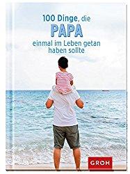 Geschenk 100 Dinge für den Papa als Buch