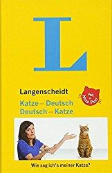 Katzenversteher-Buch als Geschenkidee für Katzenfreunde