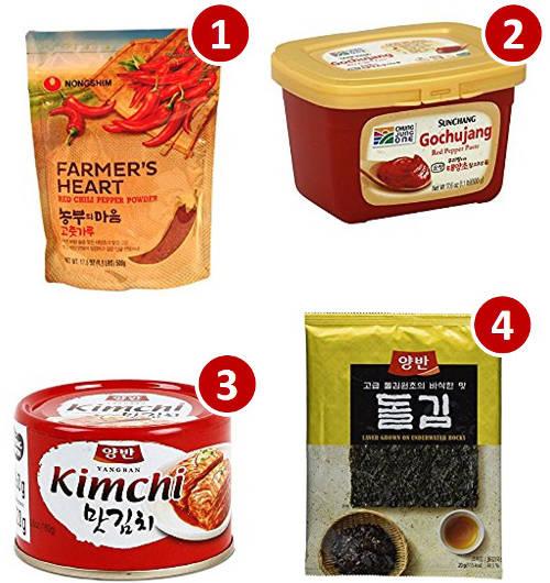Koreanische Produkte für deinen perfekten Korea-Abend