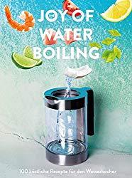 Kochbuch Wasserkocher als Geschenk