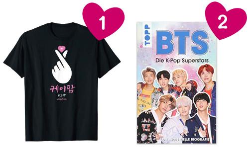 K-Pop Geschenkideen