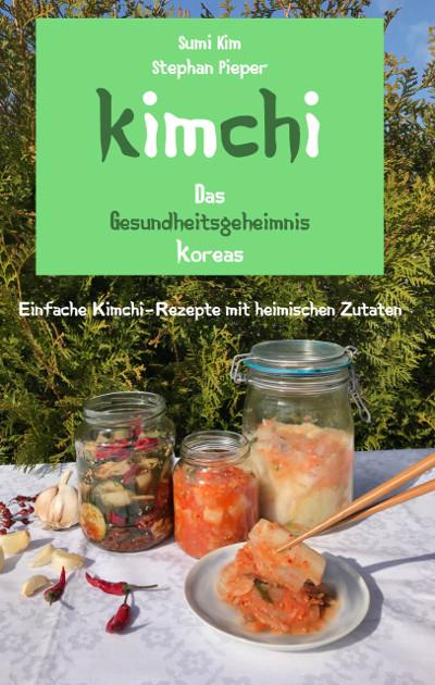 Kimchi Buch als Gesundheit Geschenk