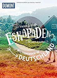 Geschenk Buch 52 Eskapaden Wochenenden in Deutschland