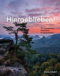 Geschenk Buch 55 Reiseziele in Deutschland