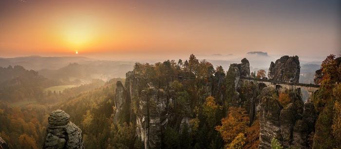 Urlaub in Deutschland Sächsische Schweiz